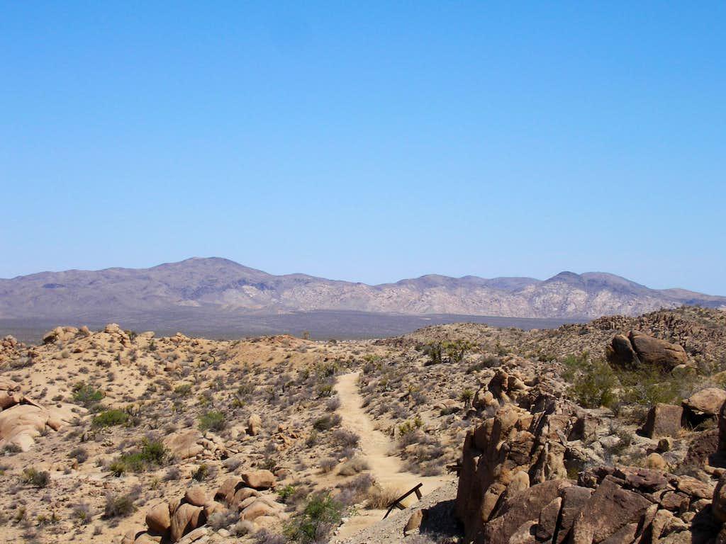 Mastadon Peak Trail