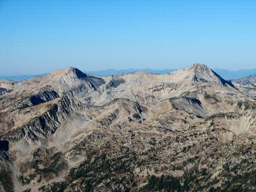 Glacier and Eagle Cap