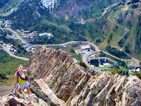 Not a bad climb