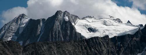 Cima Presanella (3558m), Cima...