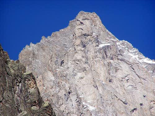 East Face of Grandes Jorasses