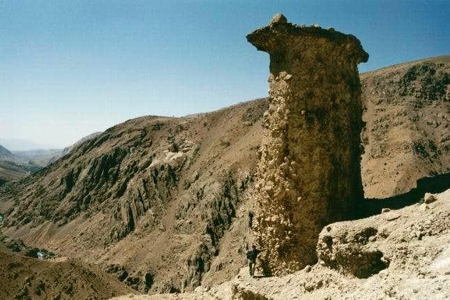 Tempter (devil) Tower  4090m