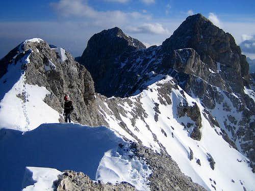 The endless ridge