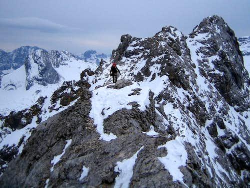 Daniel: alpine traveler