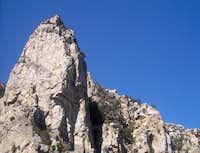 Small Peak on San Jacinto