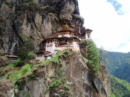 Druk Path Trek in Bhutan
