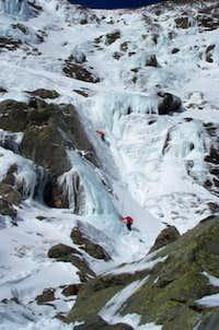 Climbing Tuckerman's Ravine
