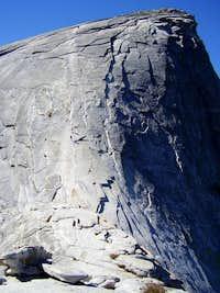 not easy to climb