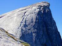 Half Dome-beautiful mountain