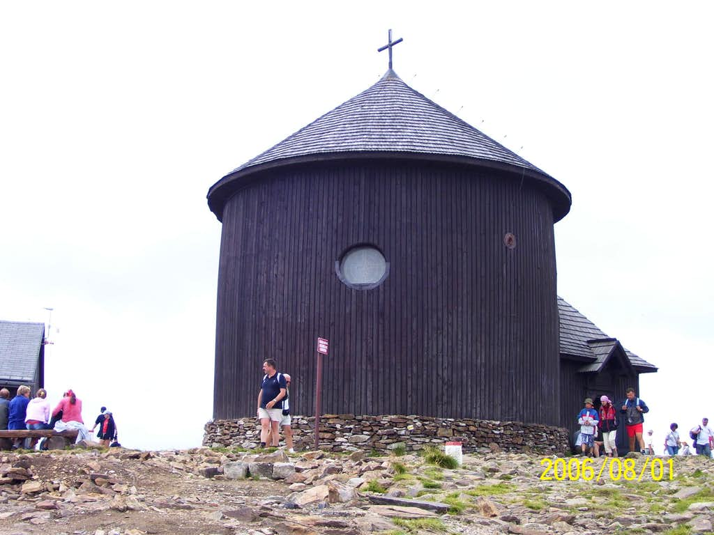Chappel of the Saint Lawrence