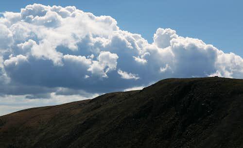 Landslide Peak
