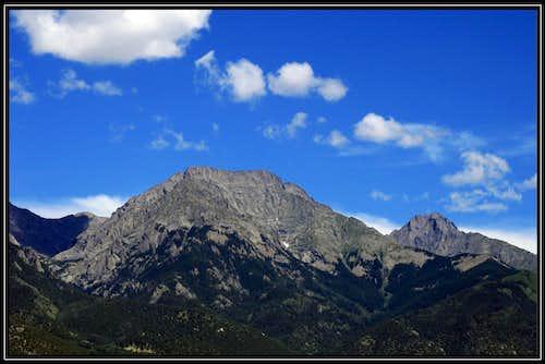 Kit Carson, Challenger, & Crestone Peak