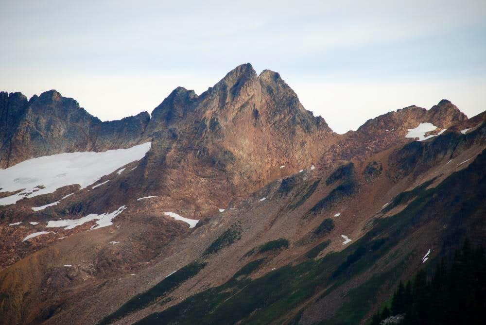 Mt. Buckindy fr south