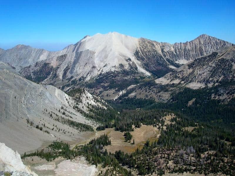 David O. Lee Peak
