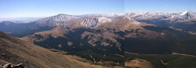 A photo from Bald Mountain...