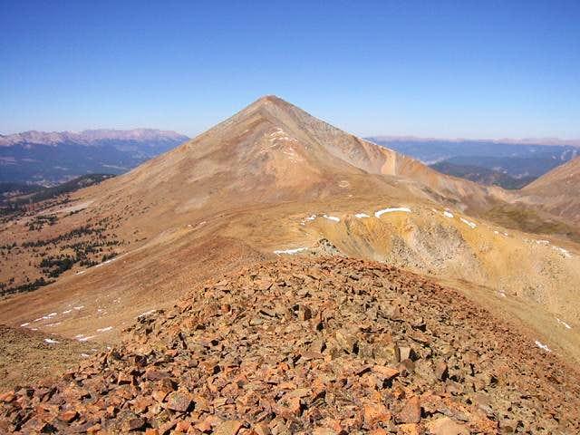 Bald Mountain from Boreas...