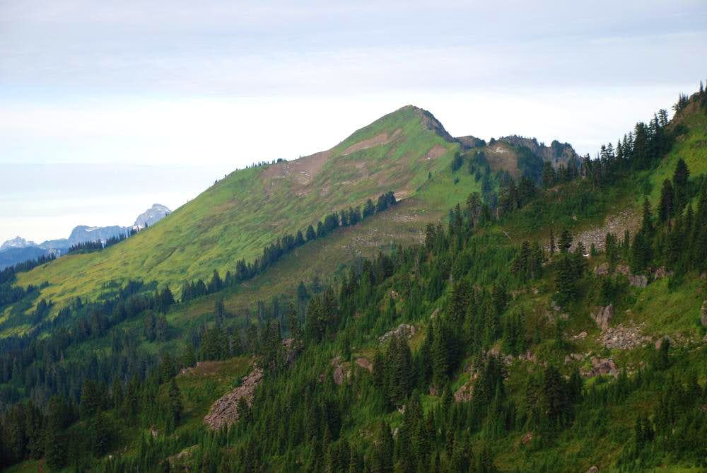 Green Mountain fr NNE