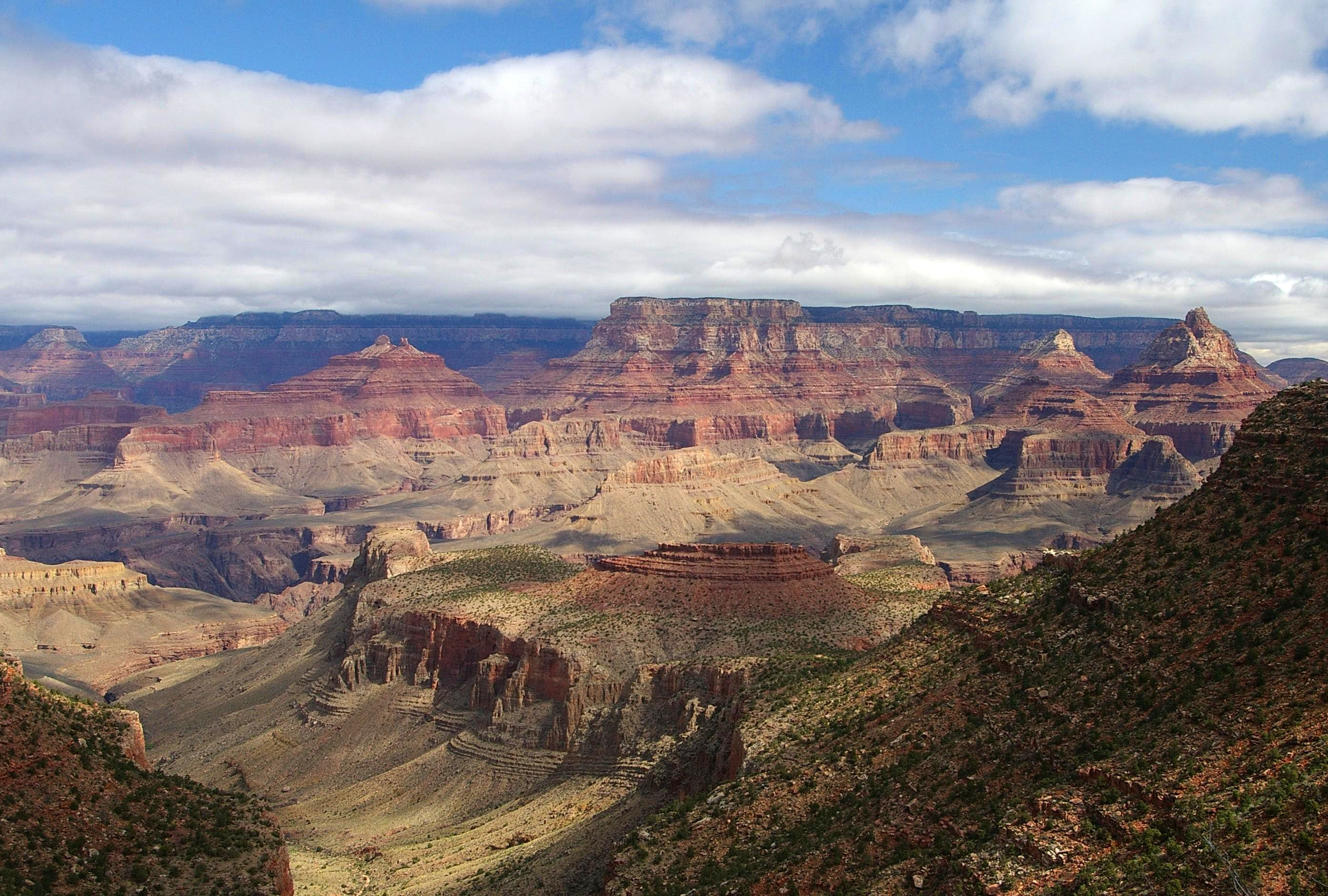 Horseshoe Mesa Combinations - Grand Canyon