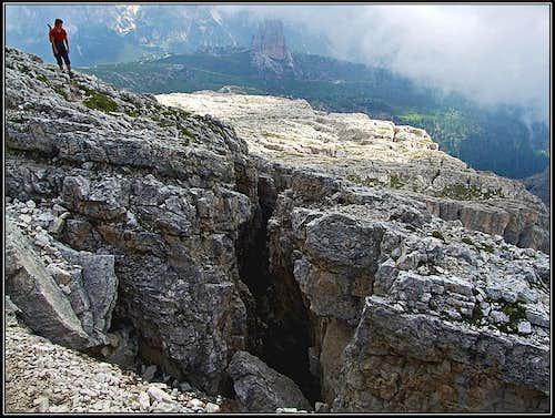 Ra Gusela summit