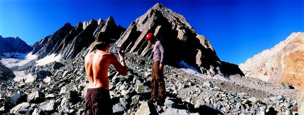 Climbing the wrong mountain