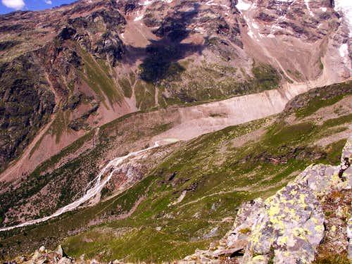 LYS - a wild alpine river