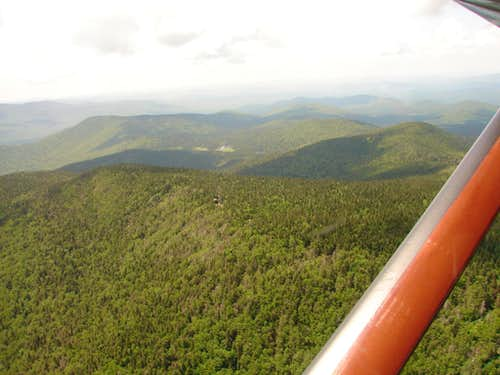 Wakely Mtn. Aerial View credit JLS