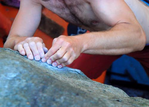 Bouldering in Bois-Rond
