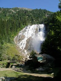 Grawawasserfall