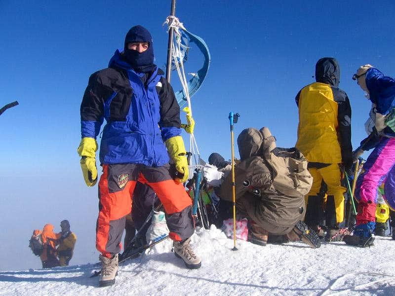 Ararart summit