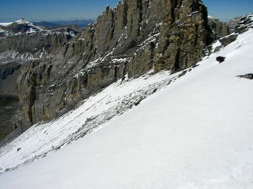 Chli Rinderhorn SE-Ridge
