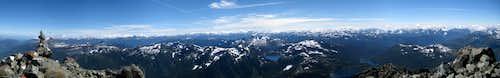 Vancouver Island Panoramas