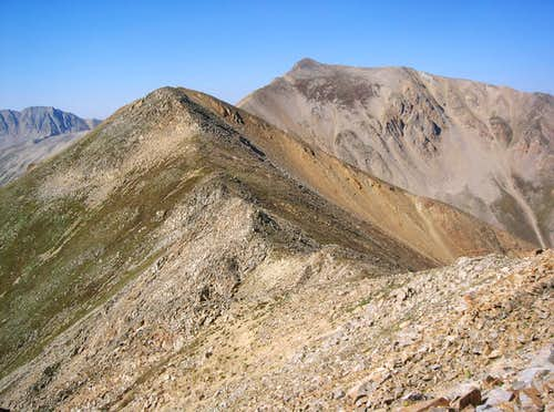 Twin Peaks & Rinker Peak