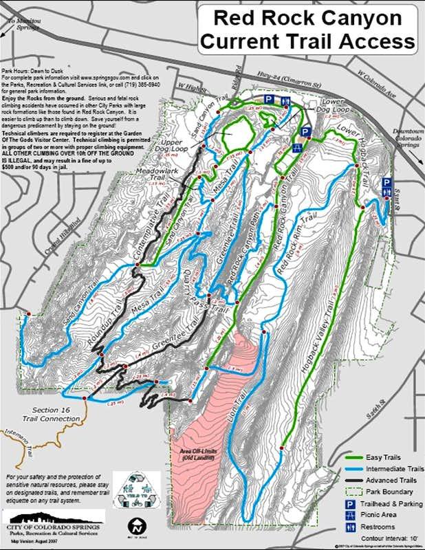 red rocks trail map. red rocks trail map  photos diagrams  topos  summitpost
