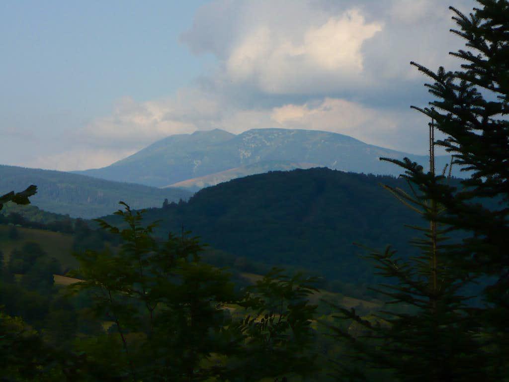 Velka Chochula (1753 m)