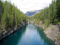 Silverton Canyon, Banff, Alberta