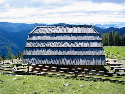 Planina Podvezek