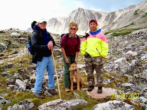 Chadron, Nebraska Hikers