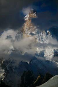 Masherbrum (7821-M), Karakoram, Baltistan
