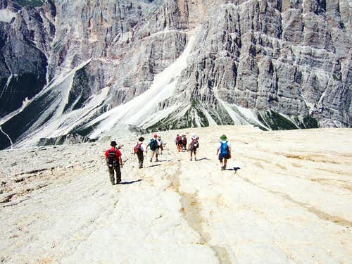 Monte Antelao (Dolomiti, Italy)