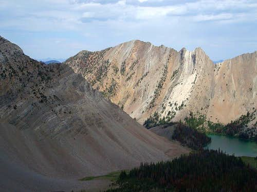 Colorful South Face