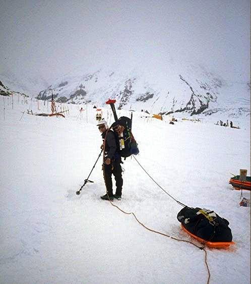 Kahiltna Base, Denali, Alaska