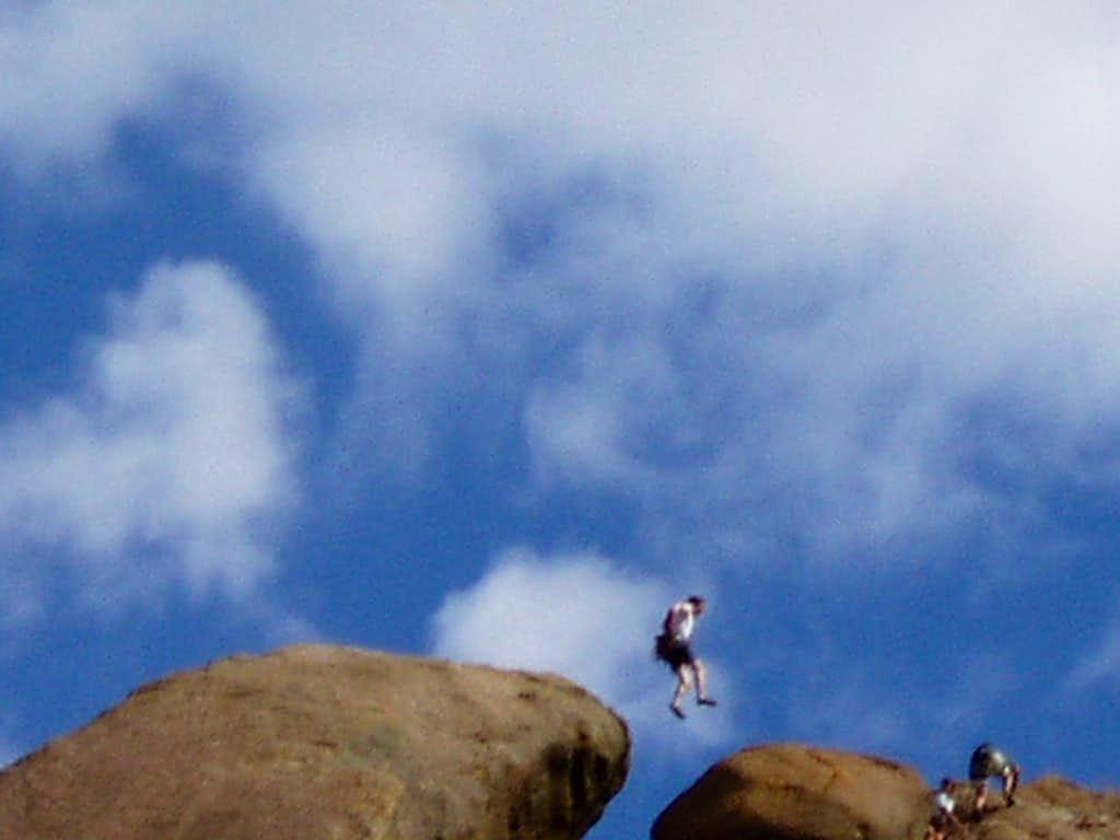 Leap-o-Faith