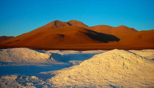 Cerro de Tocotocare (5835m - Bolivia)