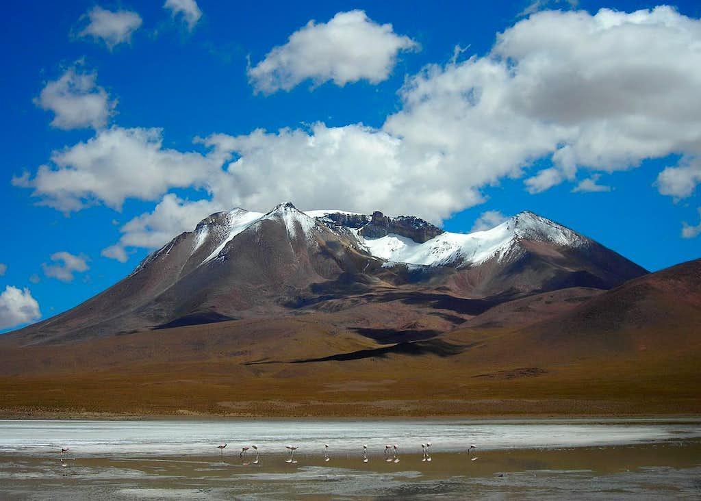 Cerro Cañapa (5710m - Bolivia)