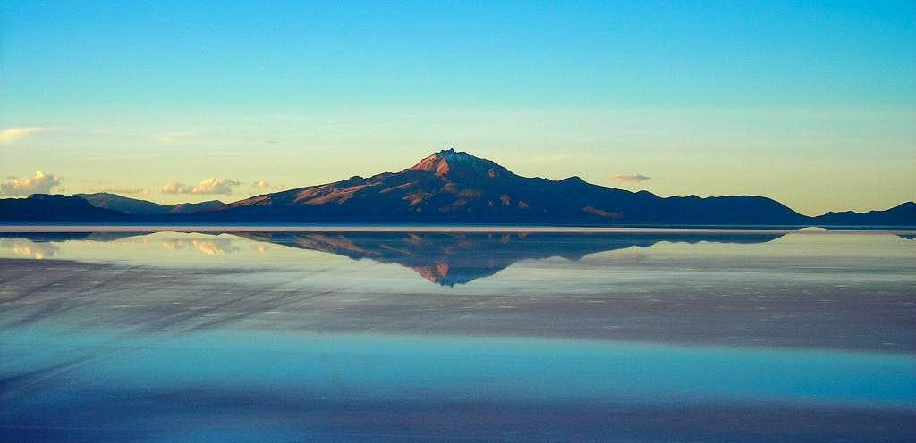 Volcan Tunupa (5160m - Bolivia)