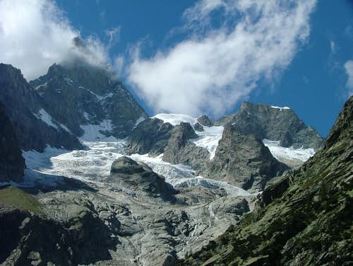 Grandes Jorasses eastface