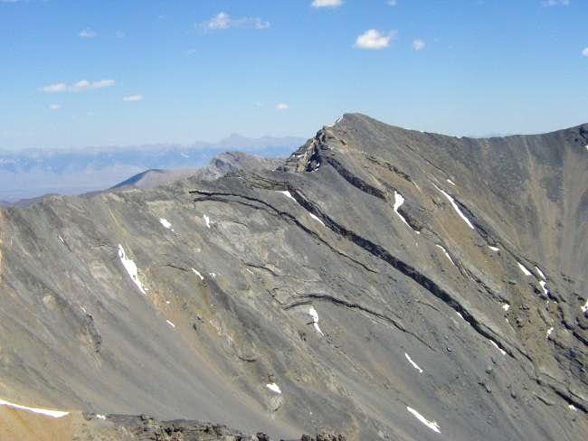 Britenbach from the summit of...