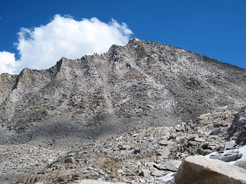 Mt. Fiske (13,503 ), Sierra Nevada