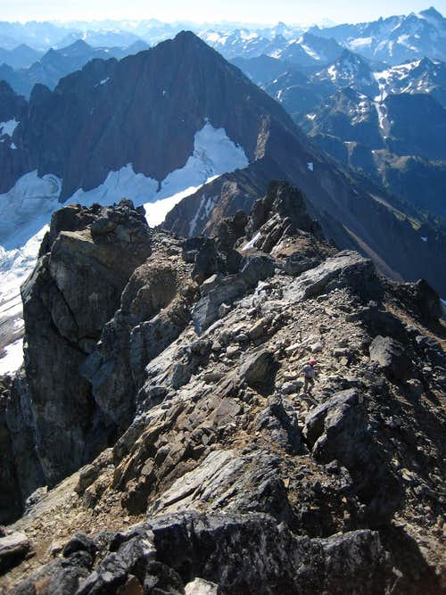 upper South Ridge