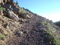 Lassen Peak Trail (Southeast Ridge)